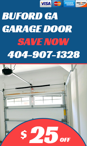 Buford GA Garage Door Coupon