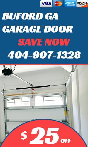 Buford GA Garage Door Coupon