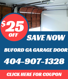 Buford GA Garage Door Offer