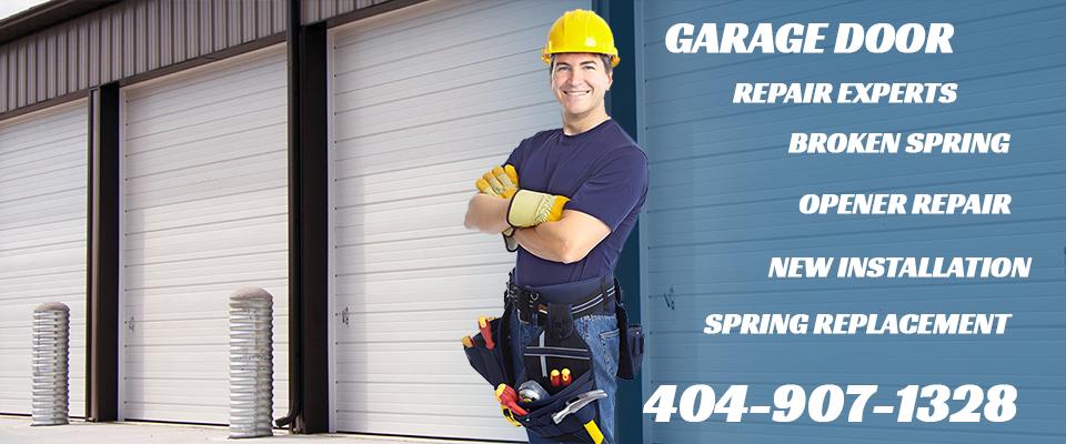 commercial garage doors buford ga